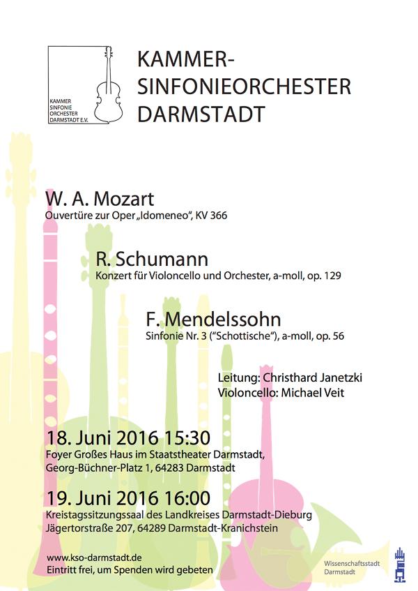 Kammersinfonieorchester Darmstadt